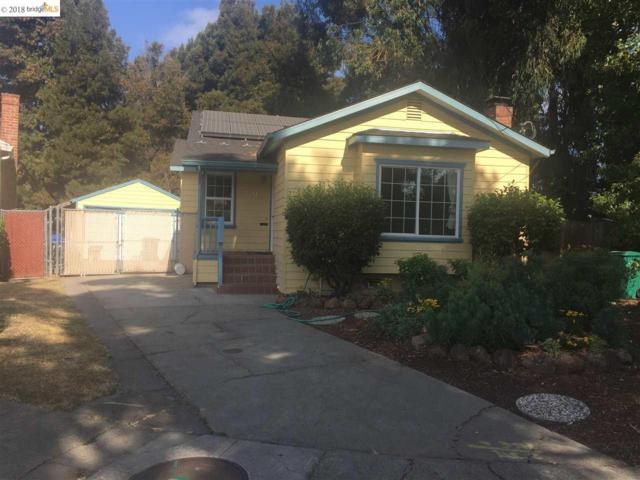 7781 Olive St, Oakland, CA 94621 (#40834942) :: Armario Venema Homes Real Estate Team