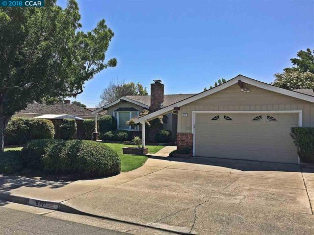 911 Saint Frances Dr, Antioch, CA 94509 (#40834975) :: RE/MAX Blue Line