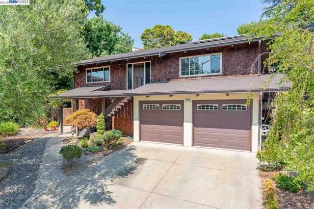 2740 Stanton Heights Ct, Castro Valley, CA 94546 (#40835009) :: Armario Venema Homes Real Estate Team