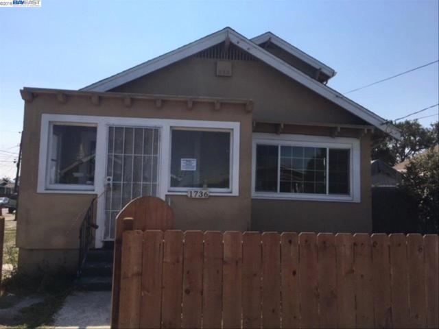1736 70Th Ave, Oakland, CA 94621 (#40835011) :: Armario Venema Homes Real Estate Team