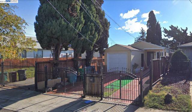 2112 102nd Ave, Oakland, CA 94603 (#40835096) :: Armario Venema Homes Real Estate Team
