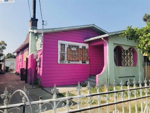 1649 72nd Avenue, Oakland, CA 94621 (#40835129) :: Armario Venema Homes Real Estate Team