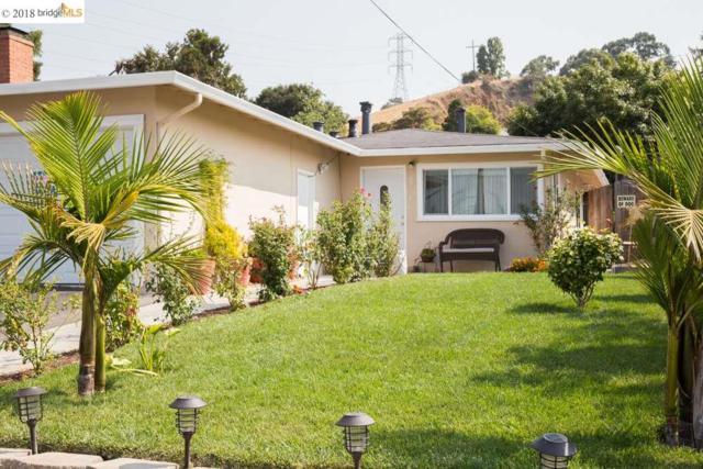 25118 Belmont Ave, Hayward, CA 94542 (#40835257) :: Armario Venema Homes Real Estate Team