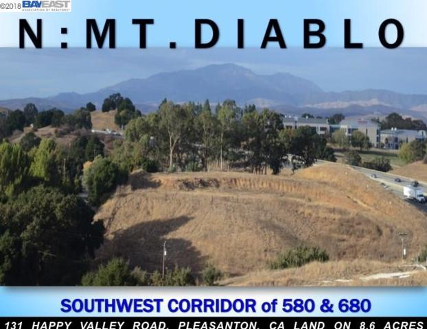 131 Happy Valley Road, Pleasanton, CA 94566 (#40835777) :: J. Rockcliff Realtors