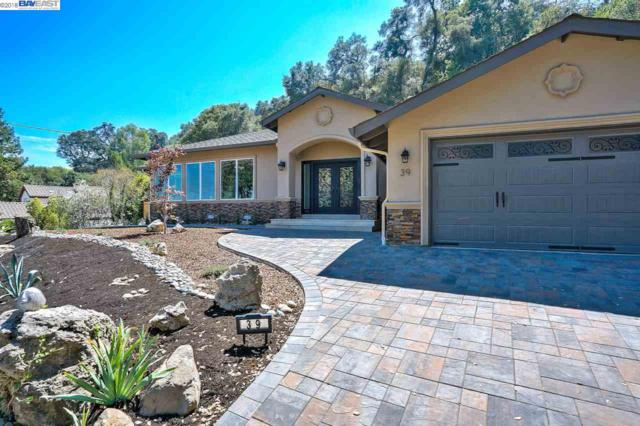 39 Golf Rd, Pleasanton, CA 94566 (#40835964) :: Armario Venema Homes Real Estate Team