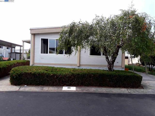 4141 Deep Creek Road #96, Fremont, CA 94555 (#40835972) :: Armario Venema Homes Real Estate Team