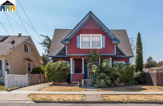 416 Garretson Avenue, Rodeo, CA 94572 (#40836138) :: Estates by Wendy Team