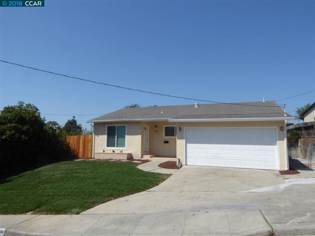 2363 Shannon Ave, San Pablo, CA 94806 (#40836951) :: Armario Venema Homes Real Estate Team