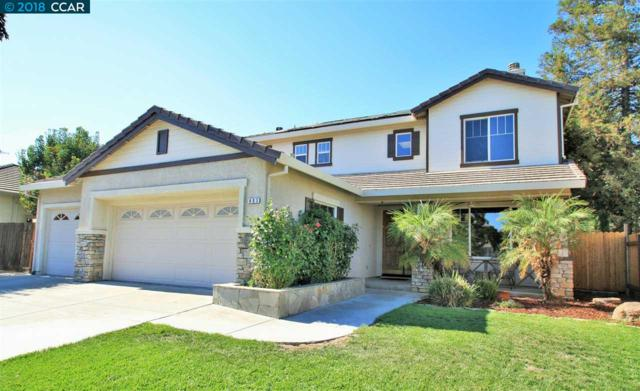 803 Redhaven St, Brentwood, CA 94513 (#40837451) :: Armario Venema Homes Real Estate Team