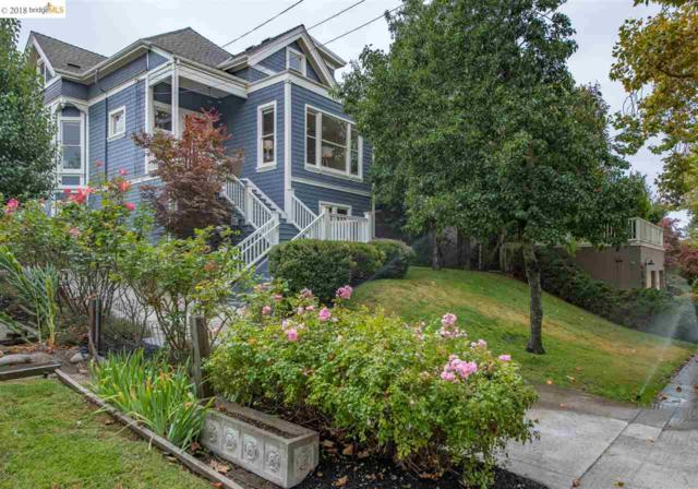 1138 Oakland Ave, Piedmont, CA 94611 (#40837470) :: Armario Venema Homes Real Estate Team