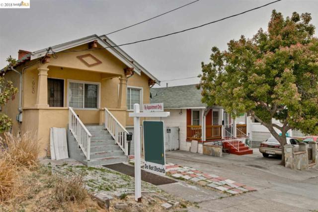 1920 E 24Th St, Oakland, CA 94606 (#40837662) :: The Lucas Group
