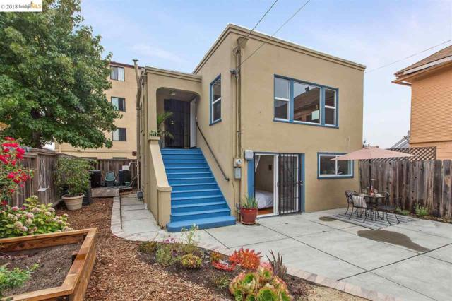 809 61st St, Oakland, CA 94608 (#40837704) :: The Lucas Group