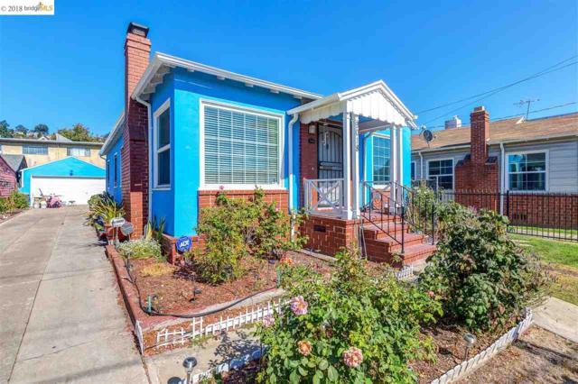 9018 Hillside St, Oakland, CA 94603 (#40838003) :: Armario Venema Homes Real Estate Team