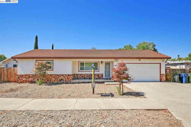 645 N O St, Livermore, CA 94551 (#40838030) :: Armario Venema Homes Real Estate Team