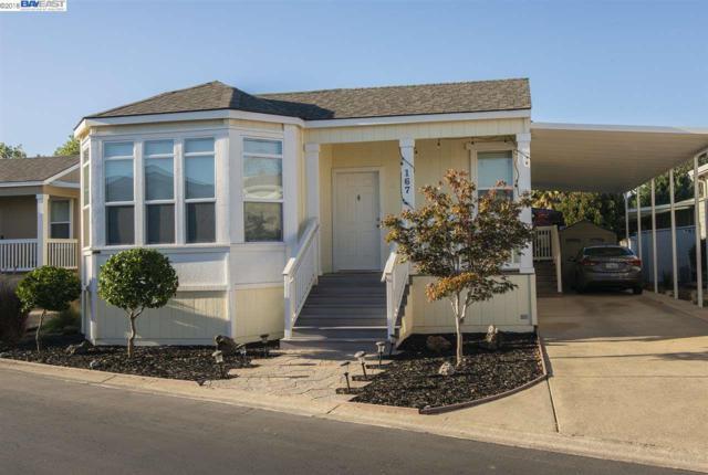 3263 Vineyard Ave. #167, Pleasanton, CA 94566 (#40838059) :: Estates by Wendy Team