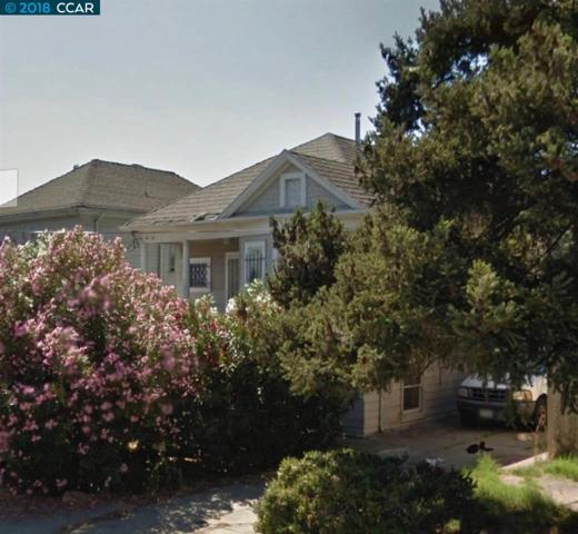 925 40Th Ave, Oakland, CA 94601 (#40838062) :: The Lucas Group