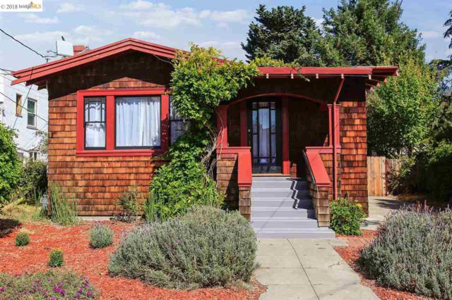2435 Roosevelt Ave, Berkeley, CA 94703 (#40838093) :: Armario Venema Homes Real Estate Team