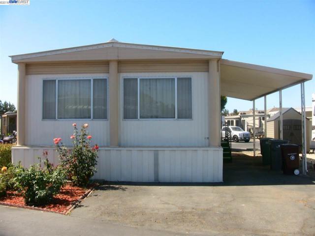 2100 Lewelling Bl #58, San Leandro, CA 94579 (#40838469) :: Estates by Wendy Team