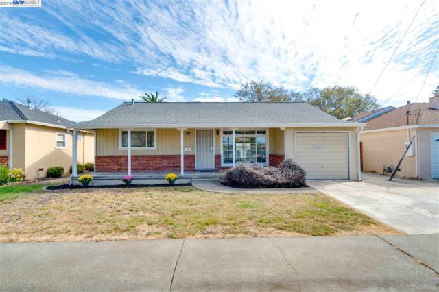1666 Via Buena Vis, San Lorenzo, CA 94580 (#40838550) :: Estates by Wendy Team