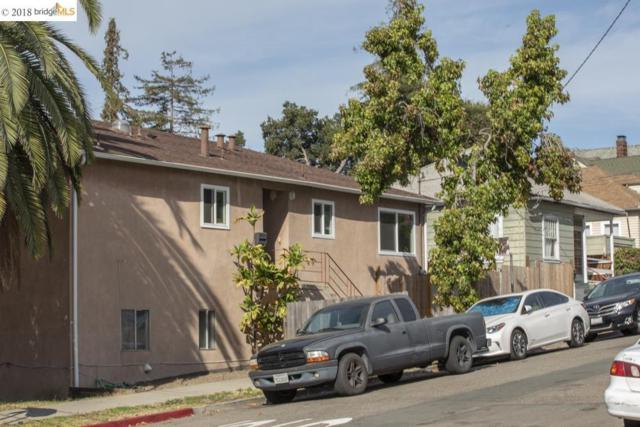 1373 E 25Th St, Oakland, CA 94606 (#40838641) :: Armario Venema Homes Real Estate Team