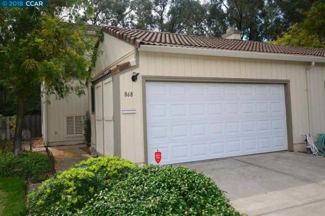 868 Valley Run, Hercules, CA 94547 (#40838648) :: Armario Venema Homes Real Estate Team