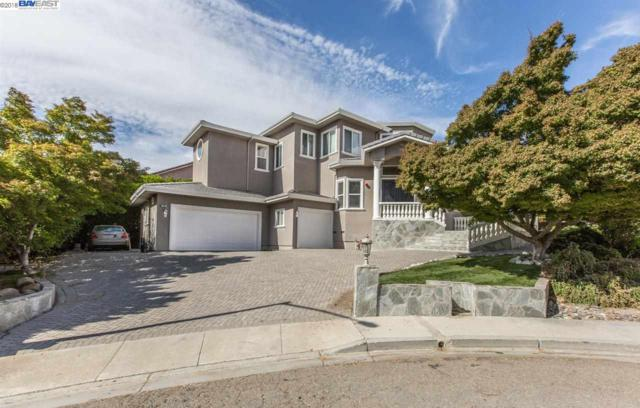 120 Lima Terrace, Fremont, CA 94539 (#40838699) :: The Grubb Company