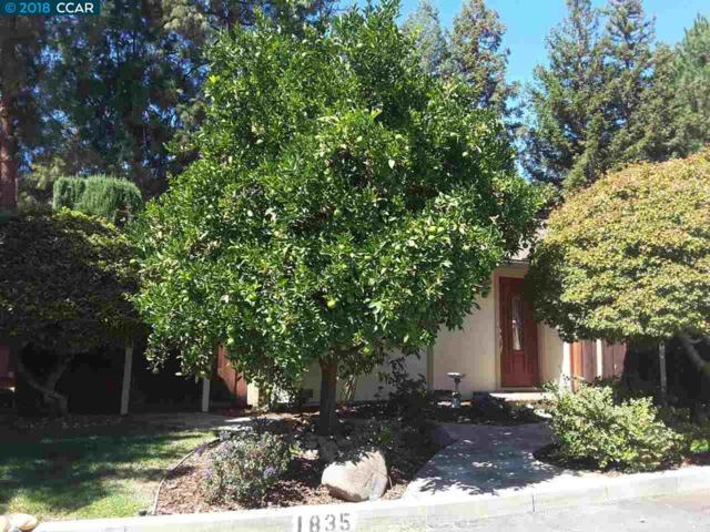 1835 Las Ramblas Dr, Concord, CA 94521 (#40838705) :: Estates by Wendy Team