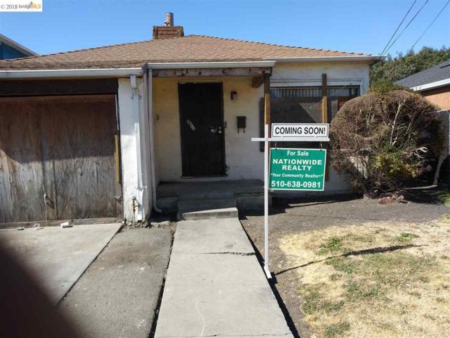 8727 E D, Oakland, CA 94621 (#40838788) :: The Rick Geha Team