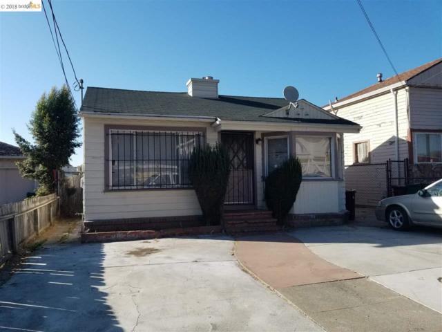 2425 77Th Ave, Oakland, CA 94605 (#40839152) :: Armario Venema Homes Real Estate Team