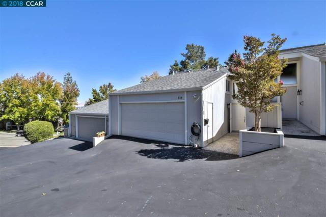 438 Ridgeview Dr, Pleasant Hill, CA 94523 (#40839258) :: Armario Venema Homes Real Estate Team
