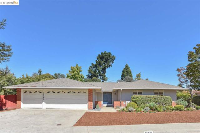 13348 Slope Crest Dr, Oakland, CA 94619 (#40839333) :: Armario Venema Homes Real Estate Team