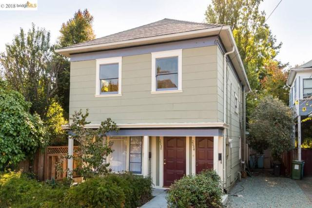 2934 Ellsworth St, Berkeley, CA 94705 (#40839358) :: Estates by Wendy Team