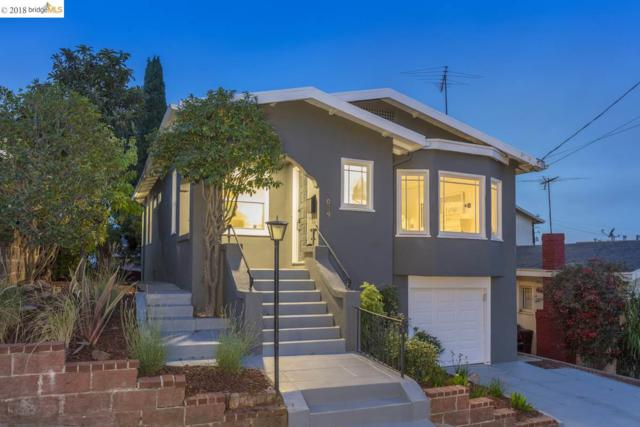 3039 Florida St, Oakland, CA 94602 (#40839381) :: Estates by Wendy Team