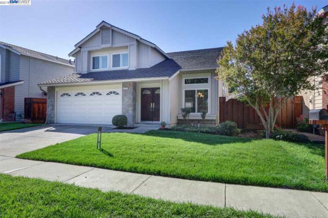 7873 Paseo Santa Cruz, Pleasanton, CA 94566 (#40839404) :: Estates by Wendy Team