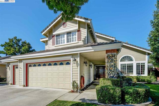 2022 Palmer Dr, Pleasanton, CA 94588 (#40839445) :: Armario Venema Homes Real Estate Team