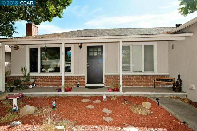 2714 Gill Dr, Concord, CA 94520 (#40839456) :: The Lucas Group