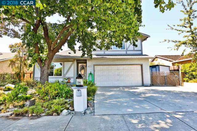 26 Doral Way, Antioch, CA 94509 (#40839532) :: The Lucas Group