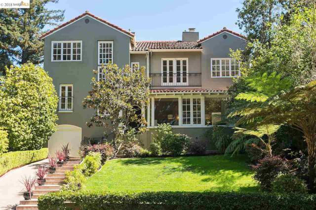 116 Dracena Ave, Piedmont, CA 94611 (#40839535) :: Armario Venema Homes Real Estate Team