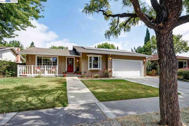 2145 Raven Rd, Pleasanton, CA 94566 (#40839540) :: Armario Venema Homes Real Estate Team