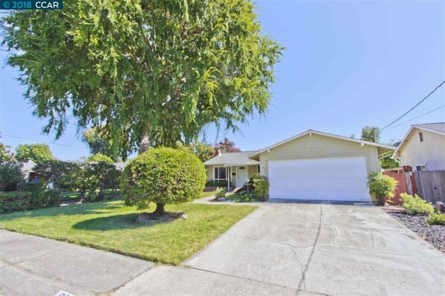 933 Santa Lucia Dr, Pleasant Hill, CA 94523 (#40839573) :: Estates by Wendy Team