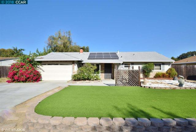 160 Cleopatra Dr, Pleasant Hill, CA 94523 (#40839574) :: Estates by Wendy Team