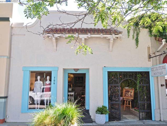 706 Main St, Pleasanton, CA 94566 (#40839578) :: Armario Venema Homes Real Estate Team