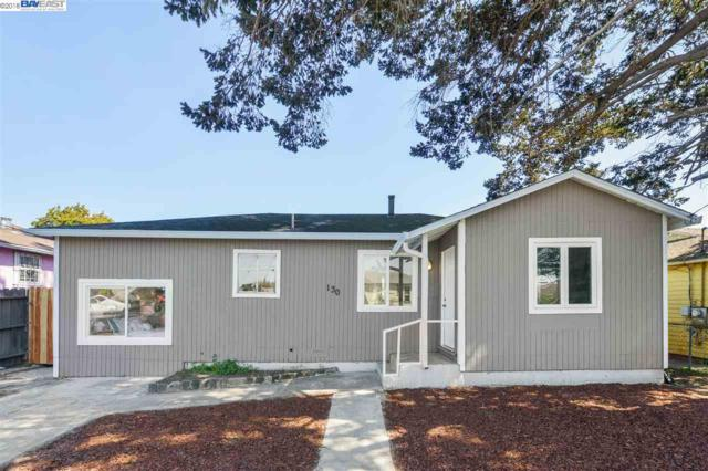 130 Eldridge Ave, Oakland, CA 94603 (#40839589) :: The Lucas Group