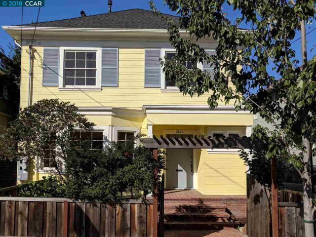 2810 Martin Luther King Jr Way, Berkeley, CA 94703 (#40839595) :: Estates by Wendy Team