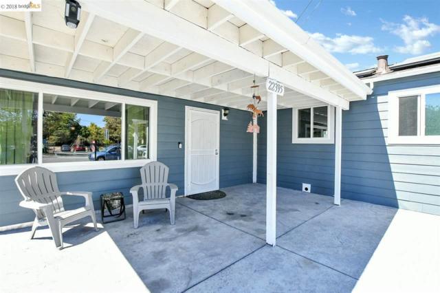 22395 Fuller, Hayward, CA 94541 (#40839628) :: Armario Venema Homes Real Estate Team