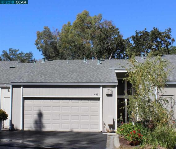 485 Ridgeview Ct, Pleasant Hill, CA 94523 (#40839646) :: Armario Venema Homes Real Estate Team