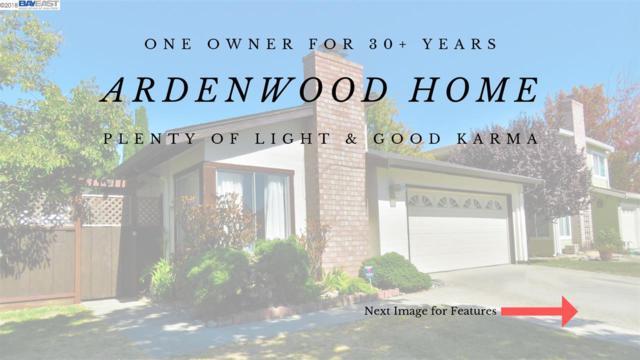 4217 Nerissa Cir, Fremont, CA 94555 (#40839661) :: Estates by Wendy Team