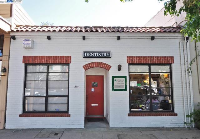 514 Main St, Pleasanton, CA 94566 (#40839677) :: Estates by Wendy Team