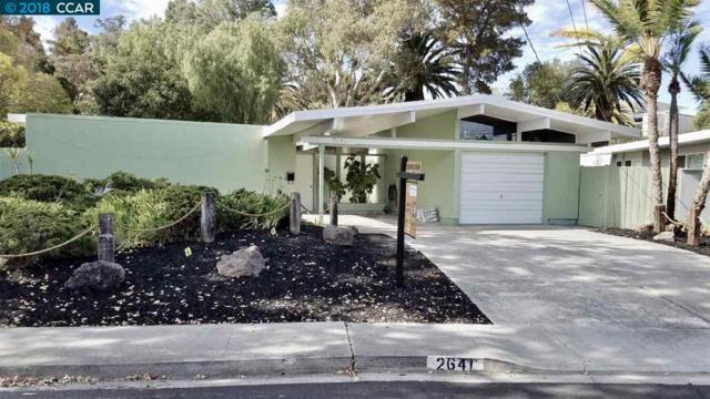 2641 San Carlos Dr, Walnut Creek, CA 94598 (#40839703) :: Estates by Wendy Team