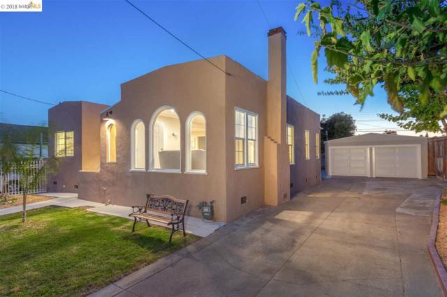945 35Th St, Richmond, CA 94805 (#40839730) :: Estates by Wendy Team